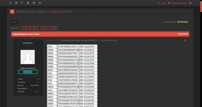 Chưa thấy dấu hiệu hacker tấn công vào Thế Giới Di Động - Ảnh 1.