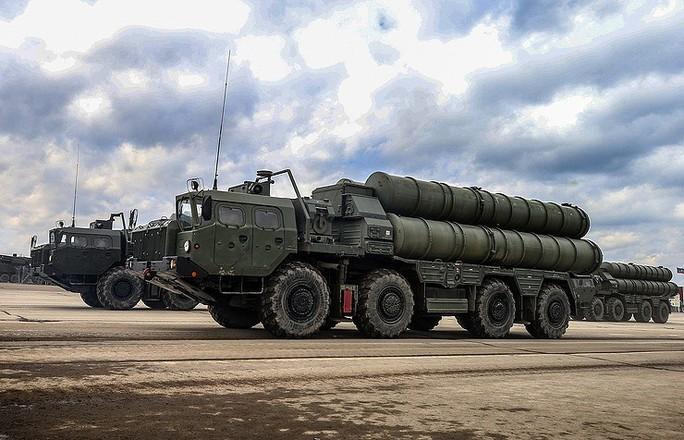 S-400 Nga vận chuyển cho Trung Quốc bị bão phá hủy - Ảnh 1.