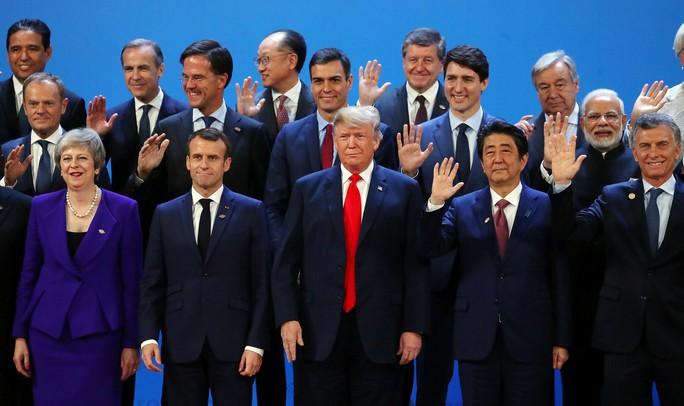 Chia rẽ bao trùm hội nghị G20 - Ảnh 1.
