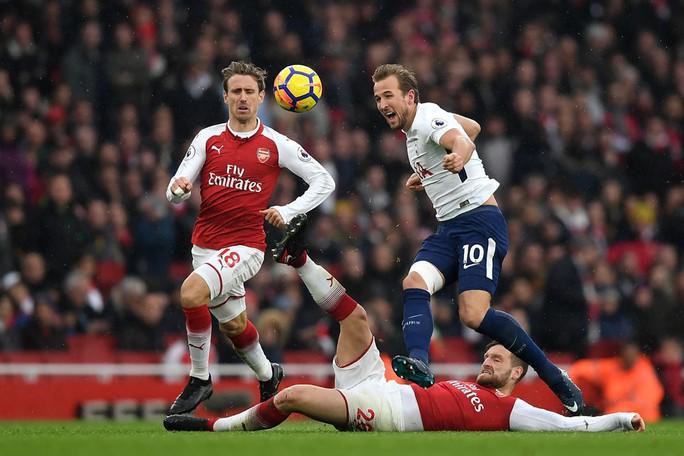 Arsenal - Tottenham: Khách muốn làm vua London - Ảnh 1.