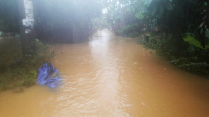 Đà Nẵng: Hòa Liên đang bị ngập sâu hơn 1 m - Ảnh 12.