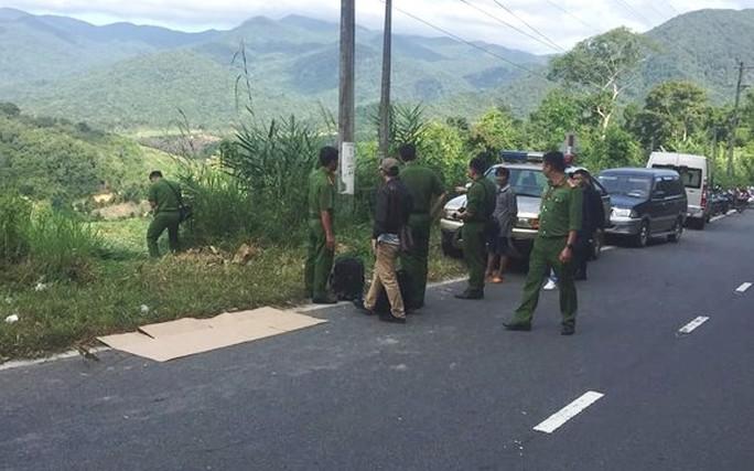 Lâm Đồng: Rúng động nghi án giết người chở xác xuống Bình Thuận phi tang - Ảnh 1.