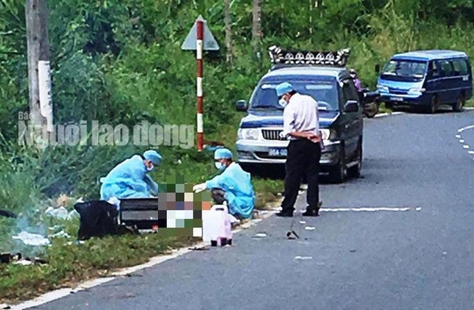 Lâm Đồng: Rúng động nghi án giết người chở xác xuống Bình Thuận phi tang - Ảnh 2.