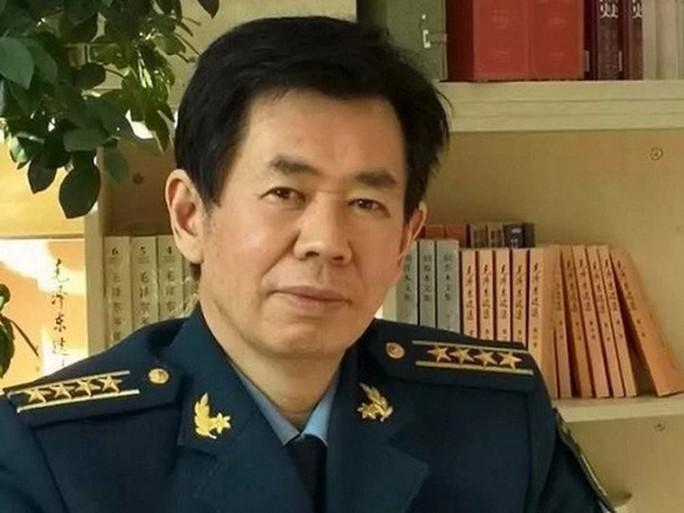 Đại tá Trung Quốc đề xuất đâm tàu Mỹ ở biển Đông - Ảnh 1.