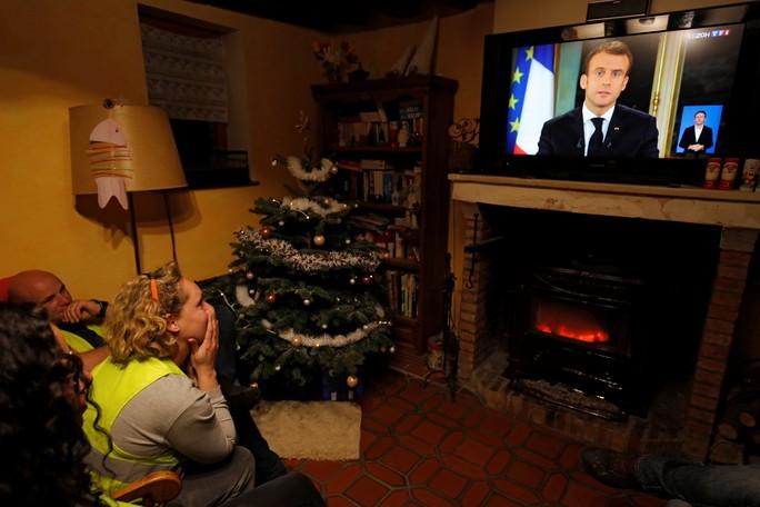 Kịch bản nào chờ Tổng thống Macron? - Ảnh 1.