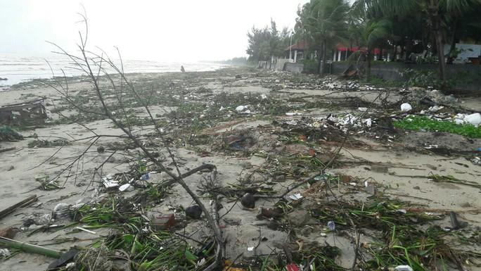 Hơn 3 km bờ biển Đà Nẵng tiếp tục sạt lở nặng - Ảnh 5.