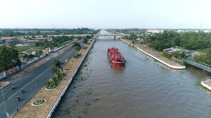 Giảm chi phí logistics, nông sản Việt cất cánh - Ảnh 1.