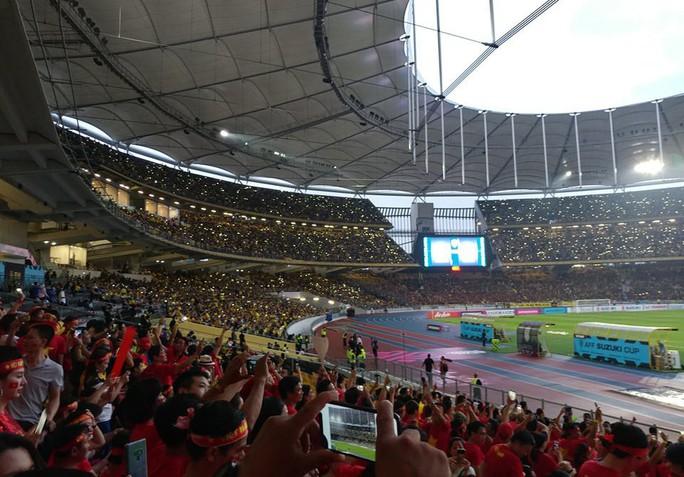 Clip: Hòa tiếc nuối Malaysia 2-2, Việt Nam hẹn bùng nổ lượt về - Ảnh 7.