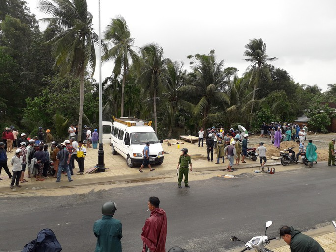 Quảng Nam: Phát hiện thi thể người đàn ông gần cầu Điện Biên Phủ - Ảnh 1.