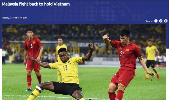 Báo châu Á và Cộng đồng mạng tiếc cho Việt Nam - Ảnh 2.