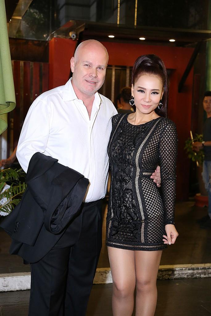 Nỗi lòng sao Việt lấy chồng Tây - Ảnh 5.