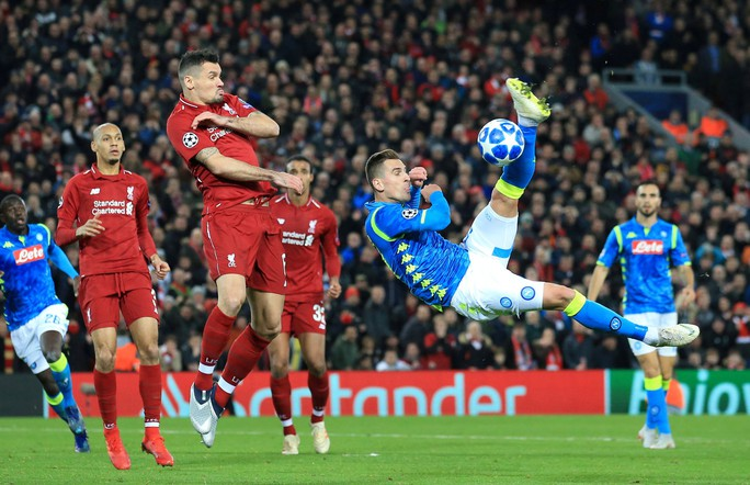 Salah cứu á quân Liverpool, Tottenham thoát hiểm Champions League - Ảnh 4.