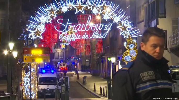 Pháp: Xả súng đẫm máu tại chợ Giáng sinh, 15 người thương vong - Ảnh 1.