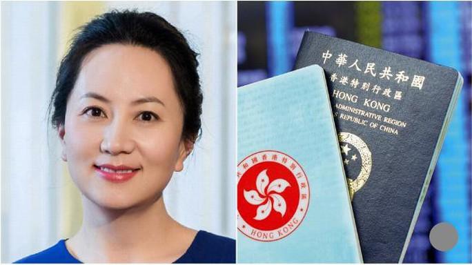 Lý giải chuyện giám đốc tài chính Huawei có nhiều hộ chiếu - Ảnh 1.