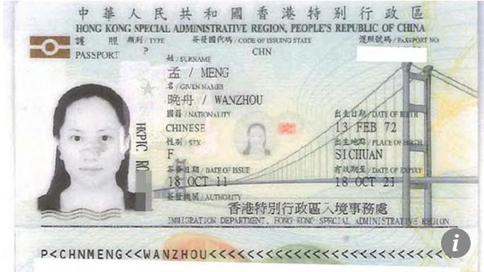 Lý giải chuyện giám đốc tài chính Huawei có nhiều hộ chiếu - Ảnh 2.