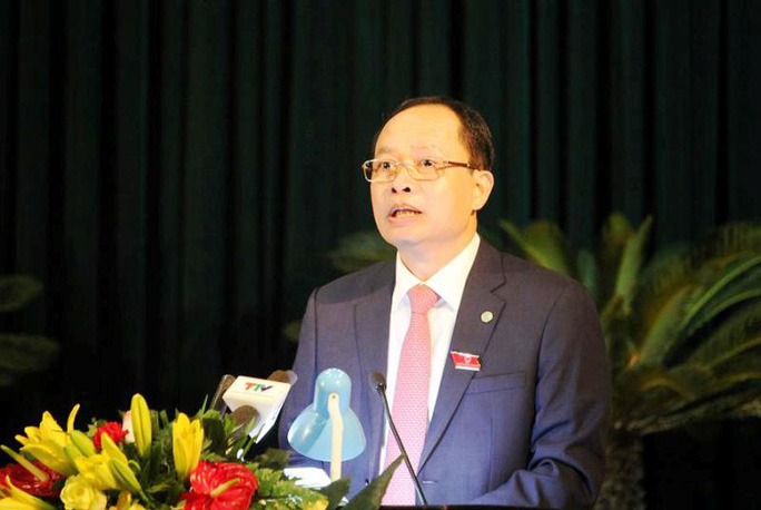 Bí thư Thanh Hóa Trịnh Văn Chiến có 87/90 phiếu tín nhiệm cao, 0 phiếu tín nhiệm thấp - Ảnh 1.
