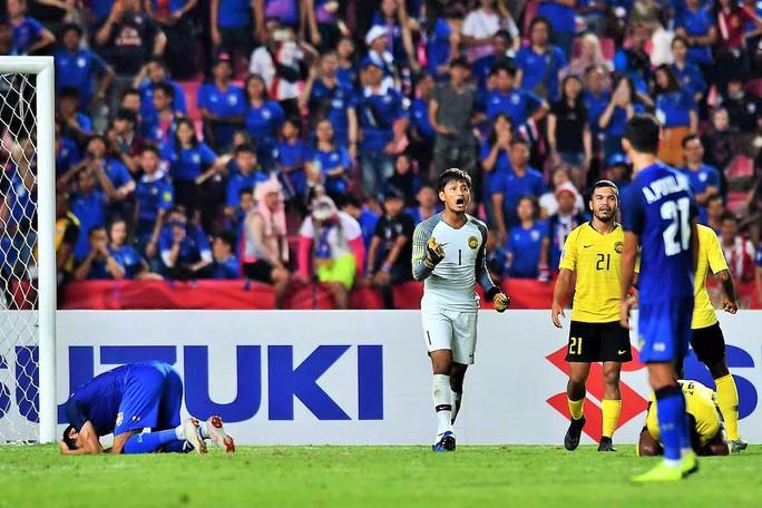 Thủ thành Malaysia lại tiếp tục muốn hạ Việt Nam - Ảnh 3.