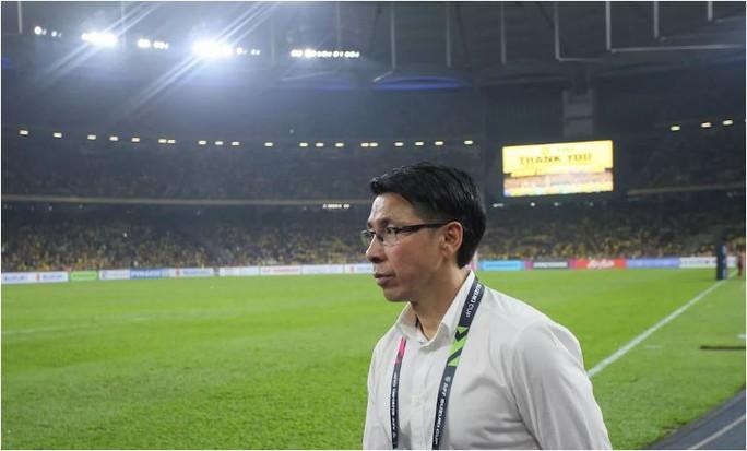 HLV Malaysia bênh vực học trò sau tình huống va chạm Quế Ngọc Hải - Ảnh 1.