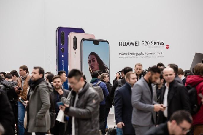 Huawei tiếp tục lận đận ở Pháp - Ảnh 1.