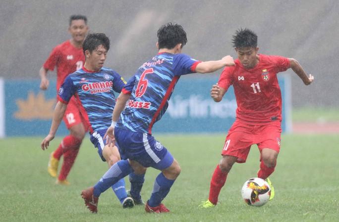 Việt Nam hạ đẹp Malaysia ở Giải U21 quốc tế 2018 - Ảnh 6.