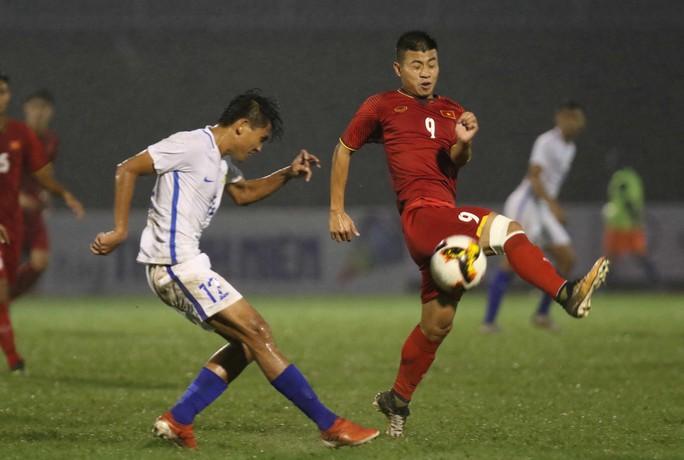 Việt Nam hạ đẹp Malaysia ở Giải U21 quốc tế 2018 - Ảnh 1.
