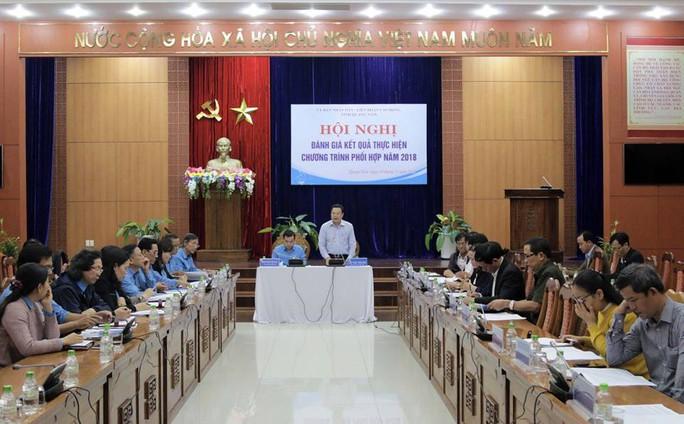 LĐLĐ Quảng Nam kiến nghị tỉnh thực hiện nhiều nội dung hướng đến người lao động - Ảnh 2.