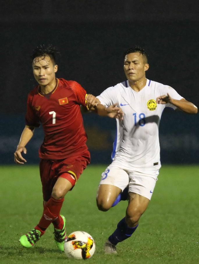 Việt Nam hạ đẹp Malaysia ở Giải U21 quốc tế 2018 - Ảnh 4.