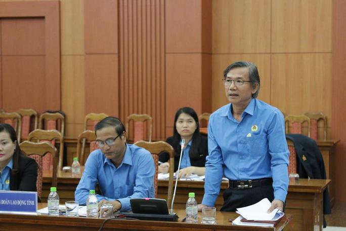 LĐLĐ Quảng Nam kiến nghị tỉnh thực hiện nhiều nội dung hướng đến người lao động - Ảnh 3.
