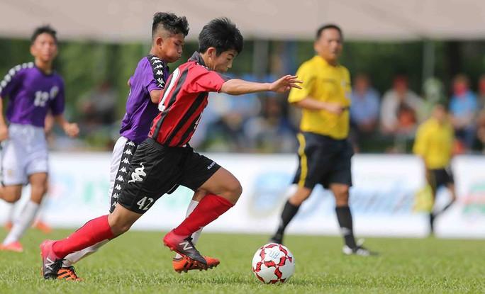 Tưng bừng ngày hội bóng đá nhí Việt - Nhật  - Ảnh 6.