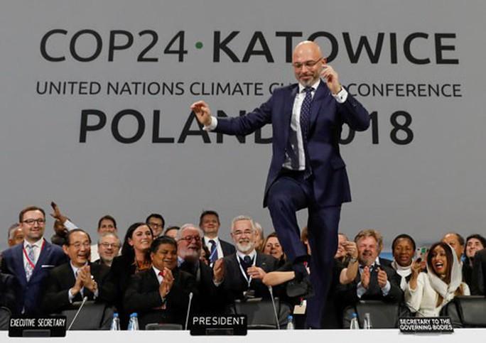 Toàn cầu hành động ứng phó biến đổi khí hậu - Ảnh 1.