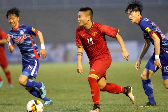 Việt Nam thắng đậm Gimhae CFC, vào chung kết U21 quốc tế 2018 - Ảnh 4.
