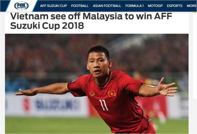 Các báo Malaysia thừa nhận Việt Nam lên ngôi vương thuyết phục - Ảnh 3.