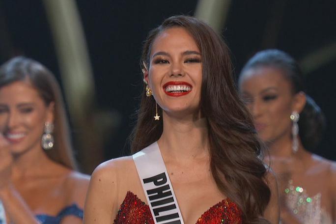 Người đẹp Philippines đăng quang Hoa hậu Hoàn vũ Thế giới 2018 - Ảnh 3.