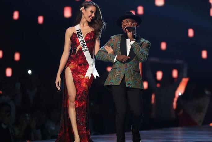 Cận cảnh nhan sắc tân Hoa hậu Hoàn vũ Thế giới - Ảnh 3.