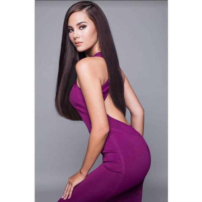 Cận cảnh nhan sắc tân Hoa hậu Hoàn vũ Thế giới - Ảnh 15.