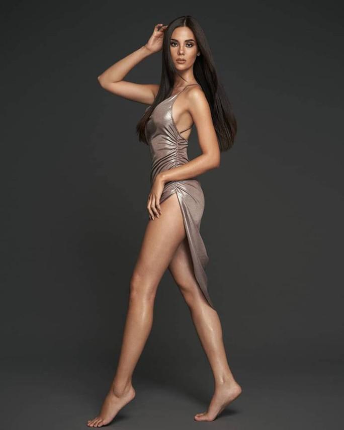 Cận cảnh nhan sắc tân Hoa hậu Hoàn vũ Thế giới - Ảnh 5.