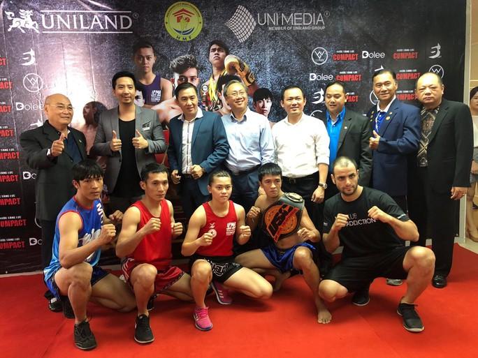 Giải Muay Thái Quốc tế tranh đai USC: Nhiều đại chiến đầy hứa hẹn - Ảnh 2.