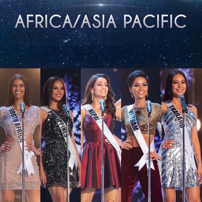 Chung kết Hoa hậu Hoàn vũ Thế giới 2018: HHen Niê dừng ở tốp 5 - Ảnh 4.