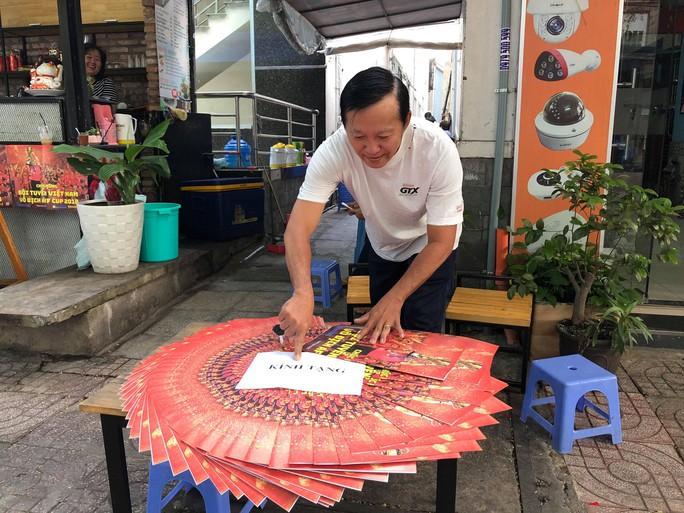 Độc giả thích thú với poster mừng Việt Nam vô địch AFF Cup - Ảnh 6.