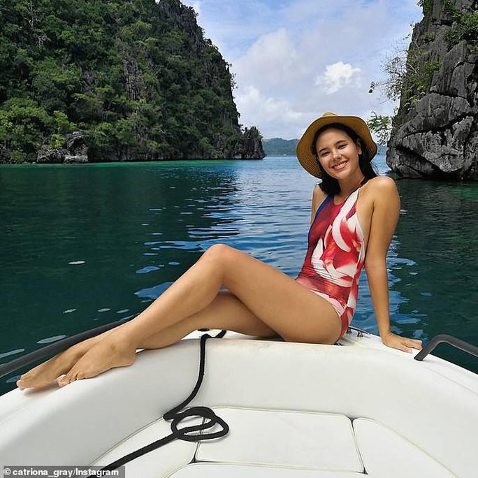 Cận cảnh nhan sắc tân Hoa hậu Hoàn vũ Thế giới - Ảnh 8.