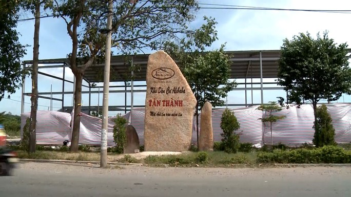 Công an Bà Rịa-Vũng Tàu làm rõ dự án Alibaba tại thị xã Phú Mỹ - Ảnh 1.
