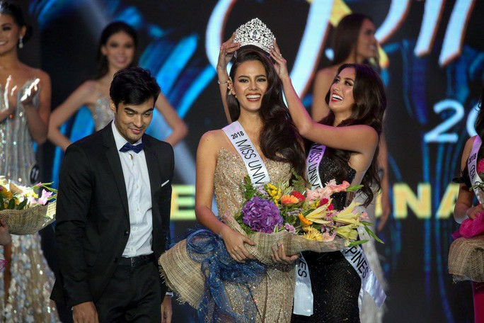 Người đẹp Philippines đăng quang Hoa hậu Hoàn vũ Thế giới 2018 - Ảnh 4.