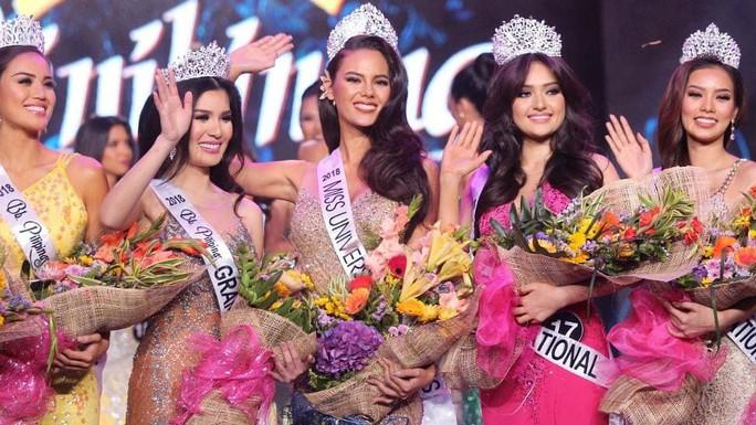 Người đẹp Philippines đăng quang Hoa hậu Hoàn vũ Thế giới 2018 - Ảnh 5.