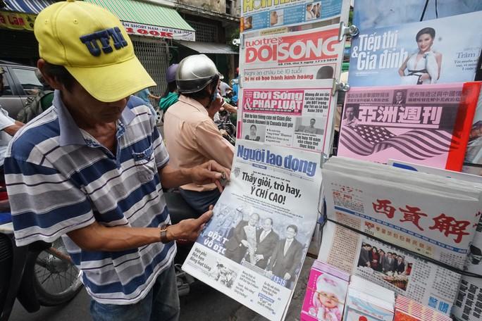 Độc giả thích thú với poster mừng Việt Nam vô địch AFF Cup - Ảnh 14.