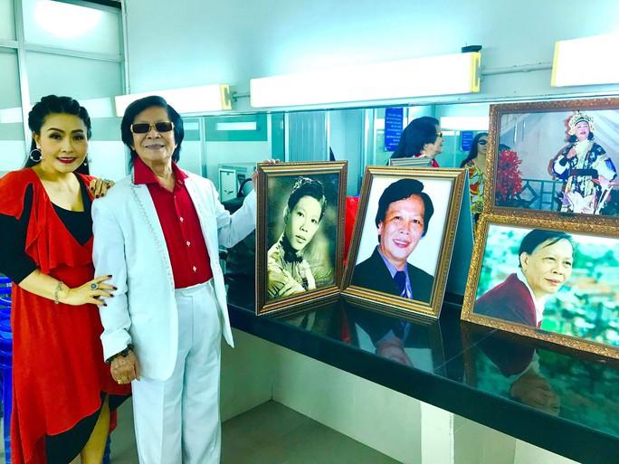 Danh ca Minh Cảnh ký thác điều gì ở triển lãm ảnh tuổi 82 - Ảnh 3.