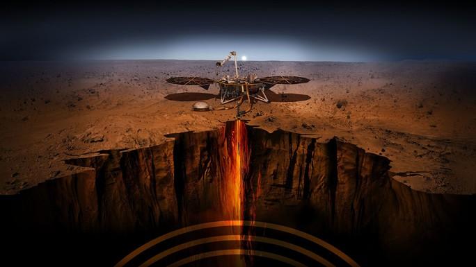 Sinh vật ngoài hành tinh đang ẩn nấp dưới lòng đất? - Ảnh 1.