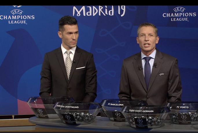 Vòng 1/8 Champions League: Liverpool đại chiến Bayern Munich, M.U gặp PSG - Ảnh 1.