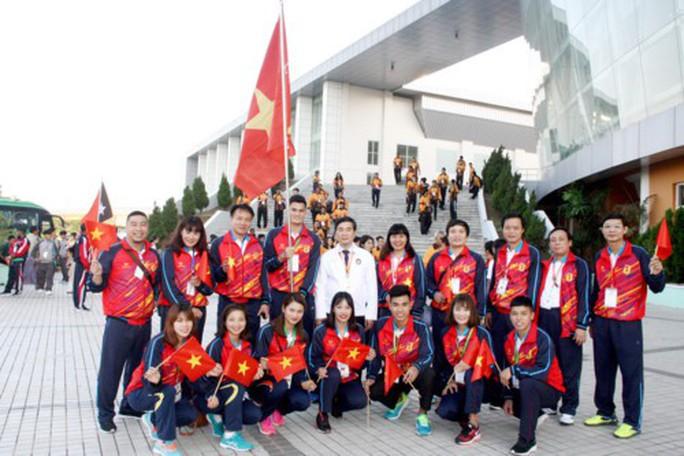 Bộ GD-ĐT điều động VĐV quốc gia, huy chương Asiad đi đấu giải sinh viên - Ảnh 1.