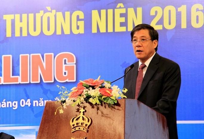 Bắt cựu Tổng giám đốc Tổng công ty Thăm dò, khai thác dầu khí - Ảnh 1.