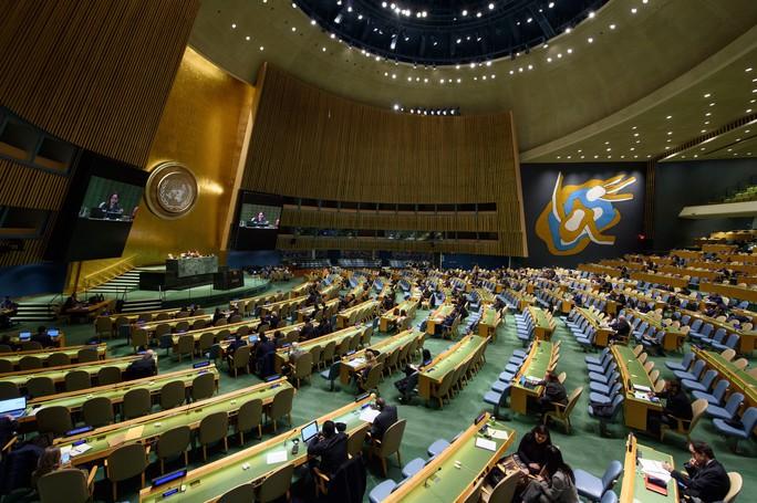 Trúng cử thành viên Ủy ban Luật Thương mại quốc tế: Việt Nam sẽ được bảo đảm lợi ích - Ảnh 2.